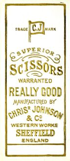 Advertisement: Christopher Johnson and Co