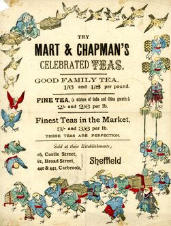 ad mart chapmans celebrated teas