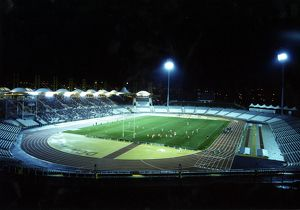 Floodlit Rugby League Match, Don Valley Stadium