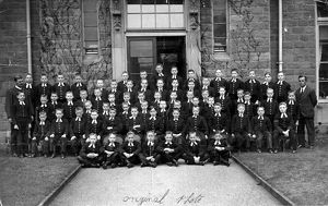Sheffield boys charity blue coat school