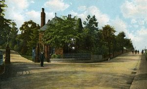 Wadsley Asylum, Middlewood Road, Sheffield, c. 1900